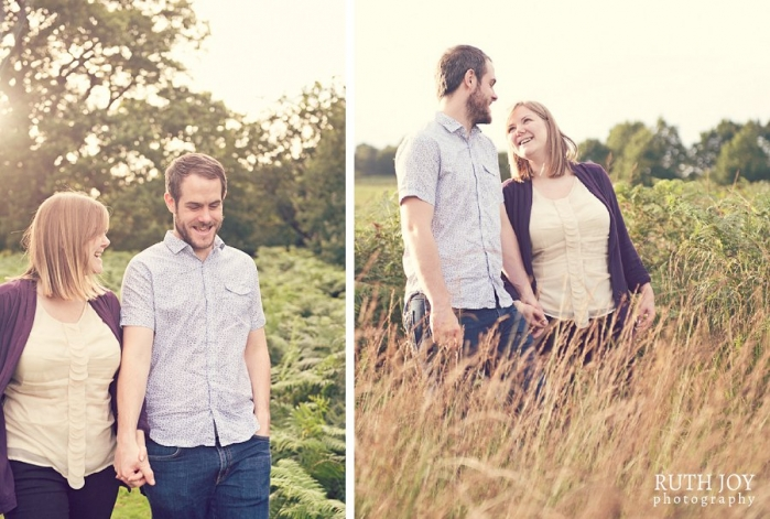 Bradgate Park Engagement Shoot, Ruth Joy Photography
