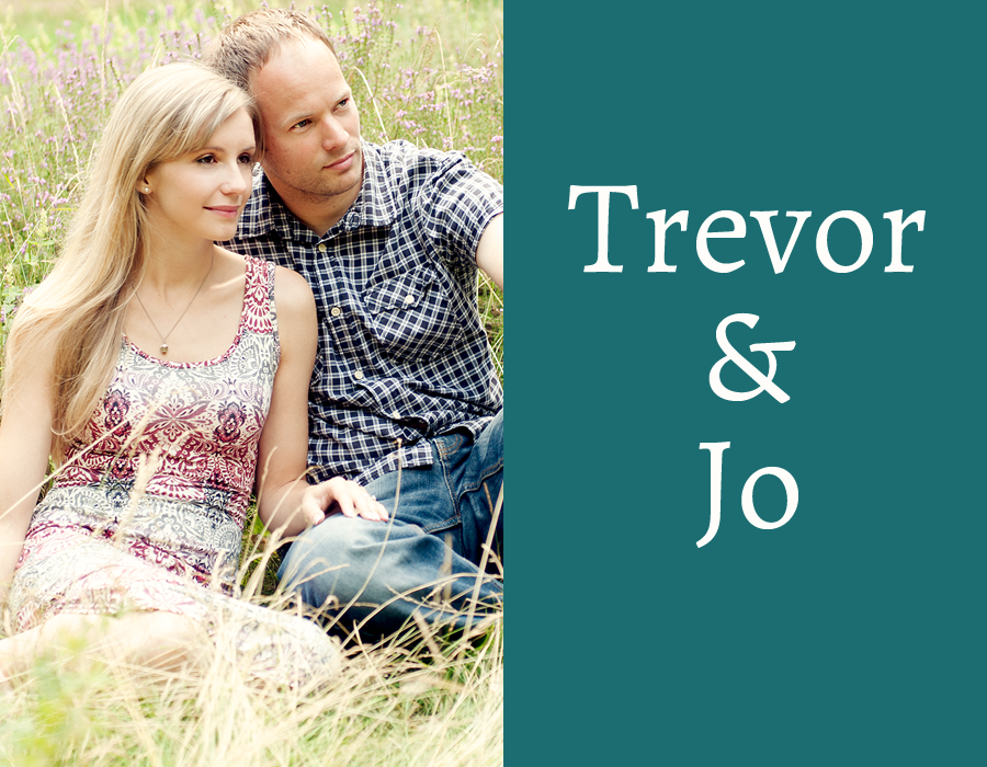Trevor and Jo Title