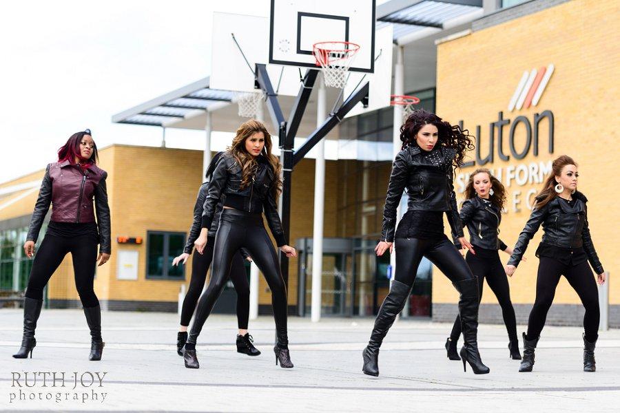Diva Dance Group Performance with Ish Dance Fusion, International Women