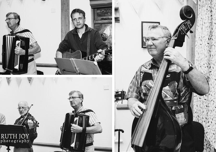 Saxon Drain Barn Dance Band