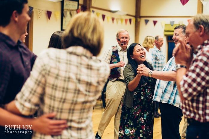 Surrey Barn Dance Band Saxon Drain