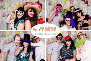 Leicester Vintage Photobooth