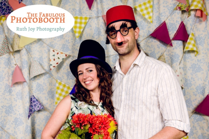 Leicester wedding photobooth hire