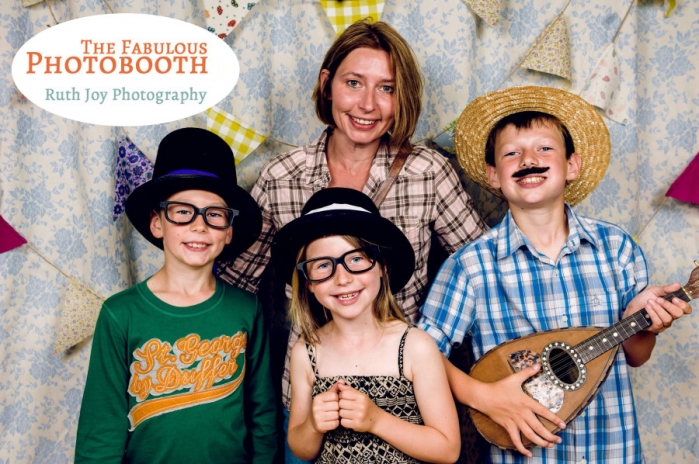 Leicester party photobooth hire
