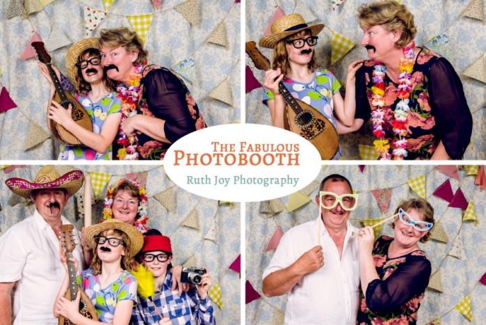 Nottingham photobooth hire, vintage wedding themes