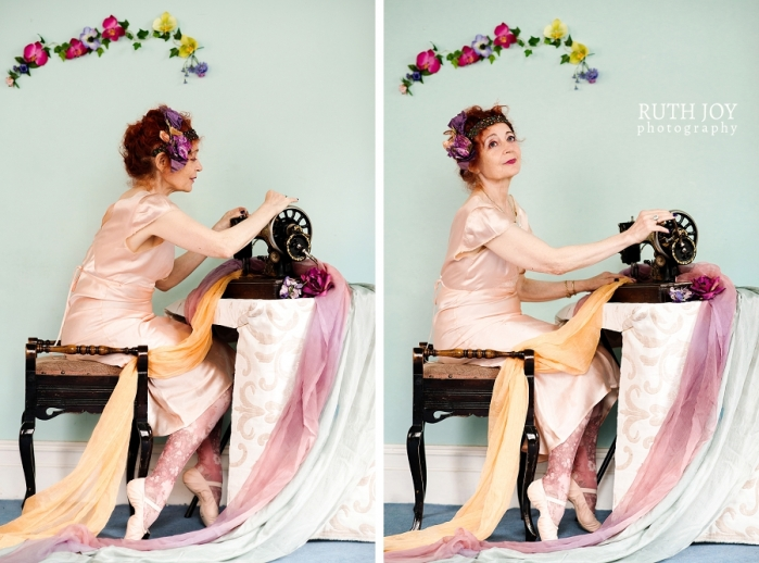Vintage Photo Shoot with Ruth Joy Photography