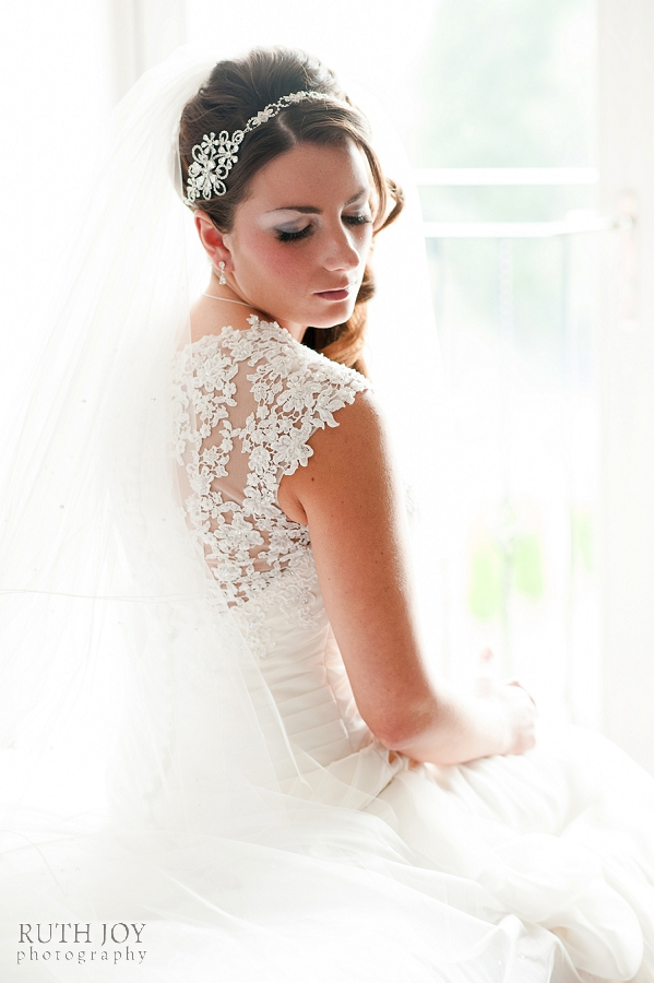Stunning Bridal Portraits Leicester