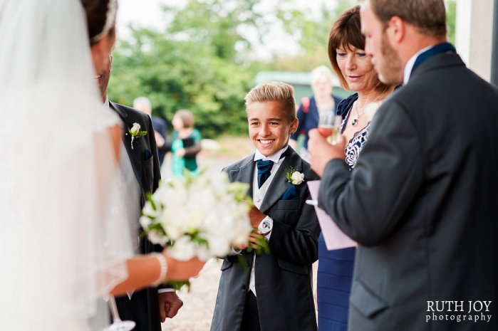 Documentary Wedding Photography at Sketchley Grange