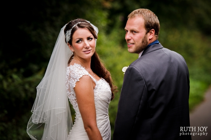 Natural Wedding Photography for Leicester