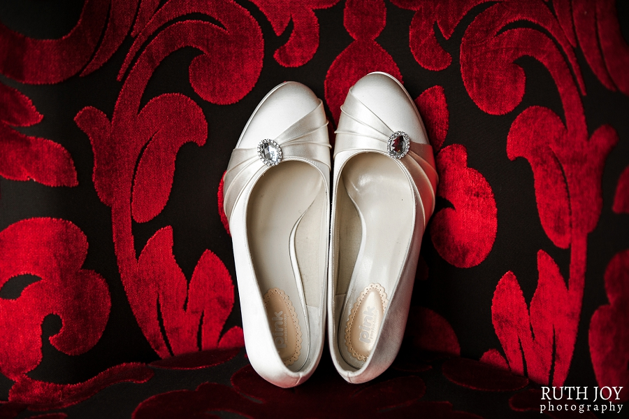Wedding Shoes, Leicester