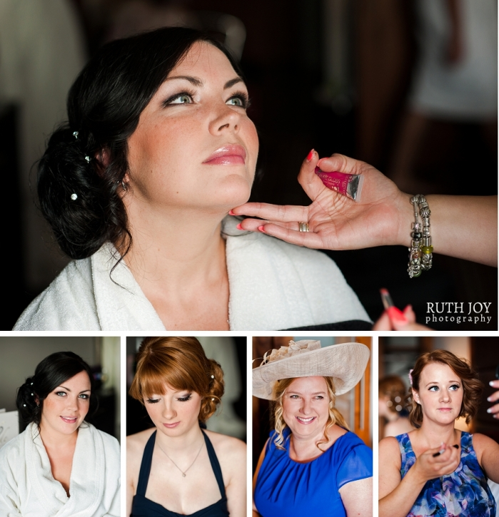 Bridal Makeup Hinkley