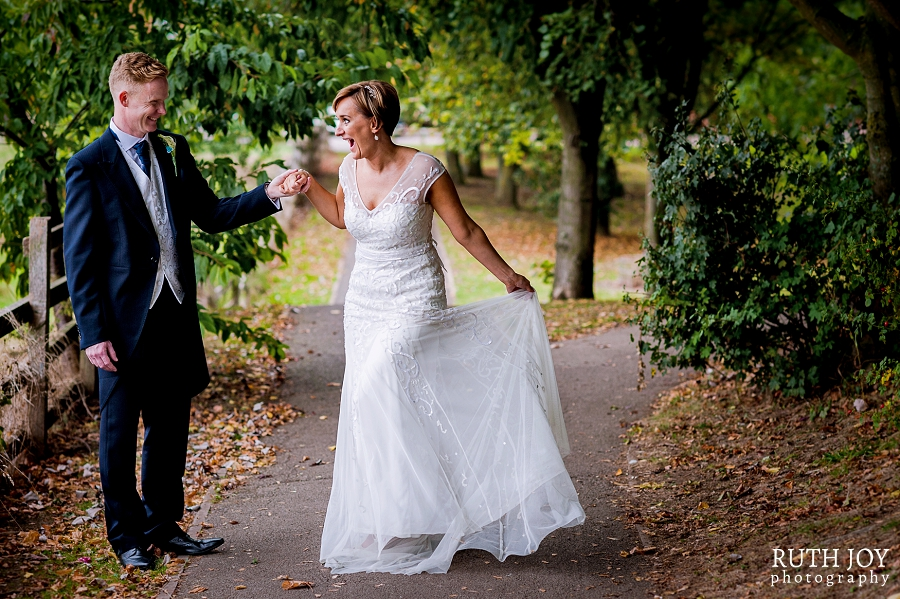 Leicester stunning wedding photography