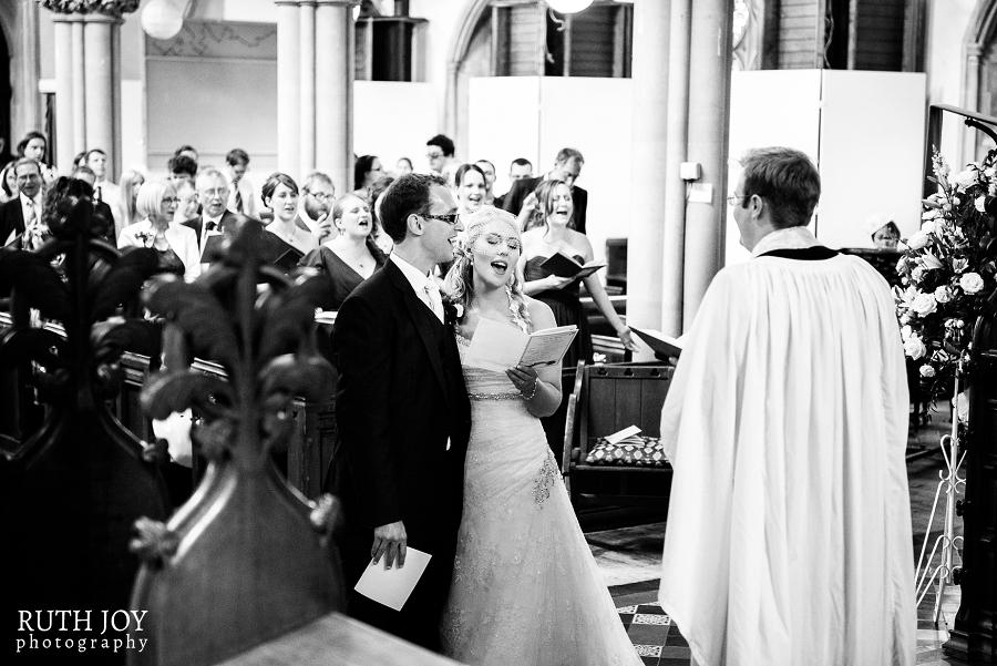 Leicester Wedding Photographers, St Paul