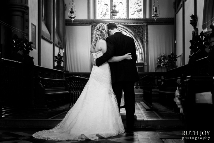 Leicester Wedding Photographers, St Paul