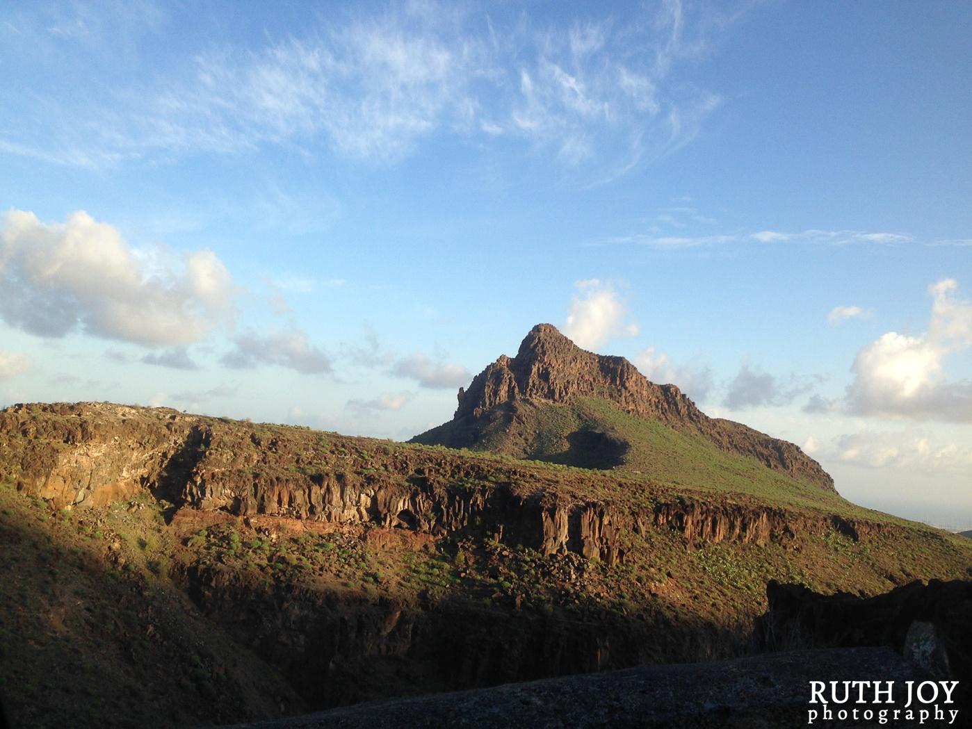 Gran Canaria Camping,  view from Camping Temisas