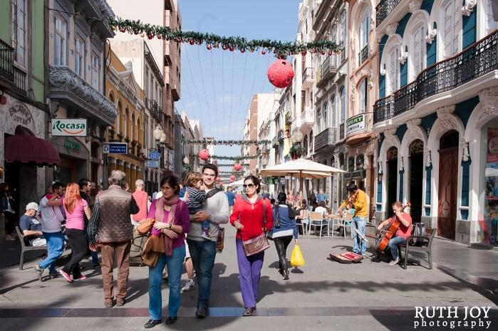 Christmas in Las Palmas, Gran Canaria