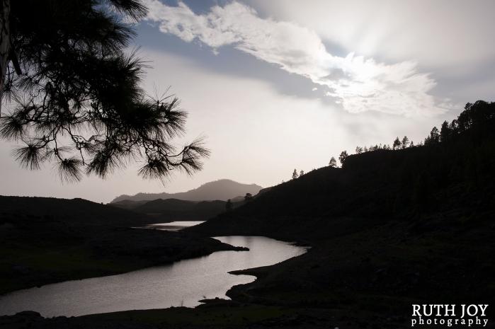 Camping Gran Canaria, Presa de las Niñas