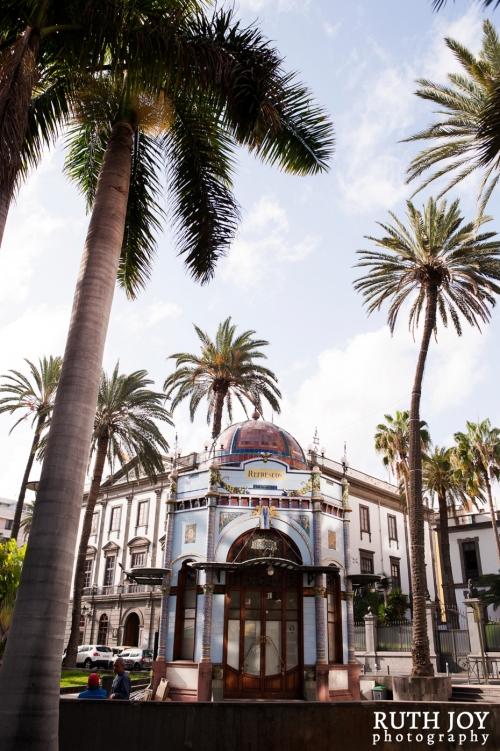 Las Palmas Architecture, Gran Canaria