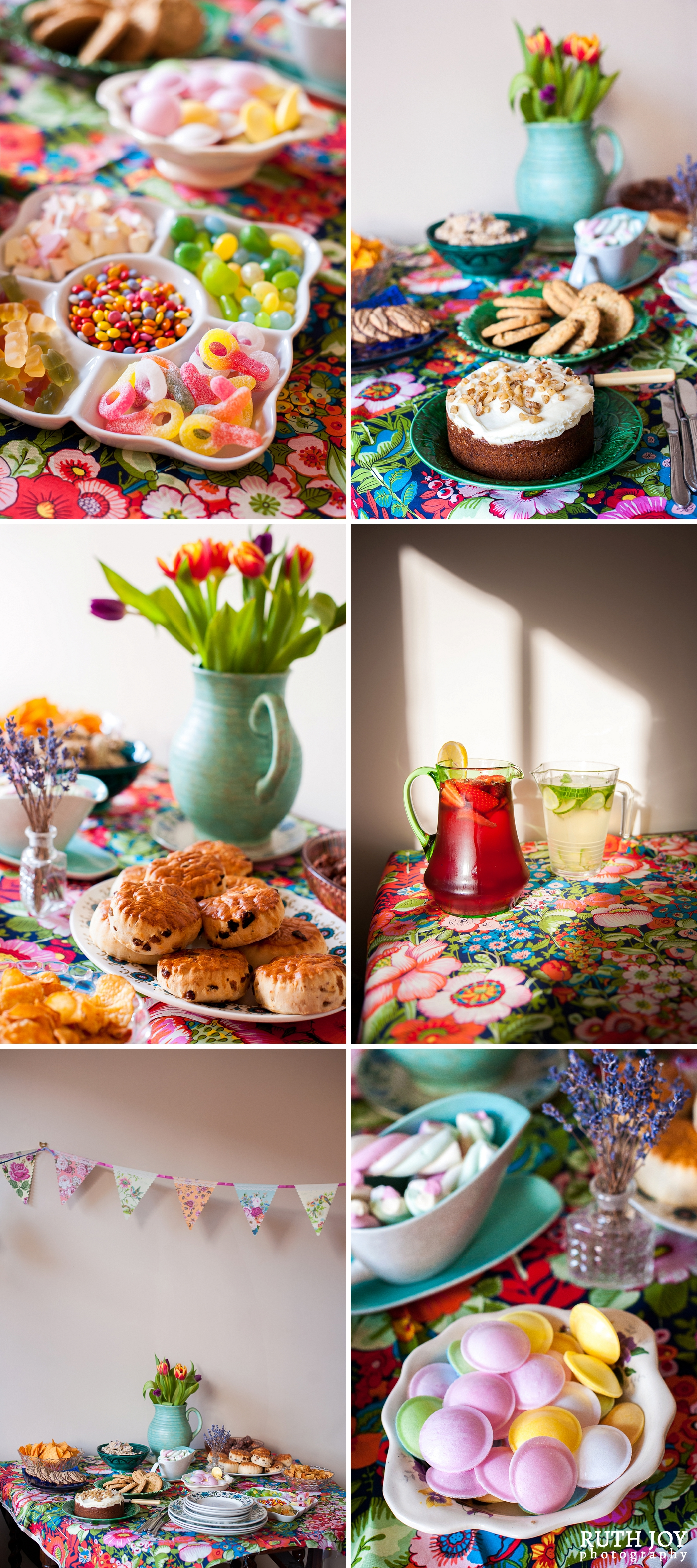 Baby Shower Food Ideas and Inspiration