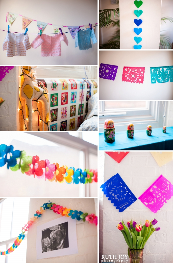 Baby Shower Ideas for Decorations