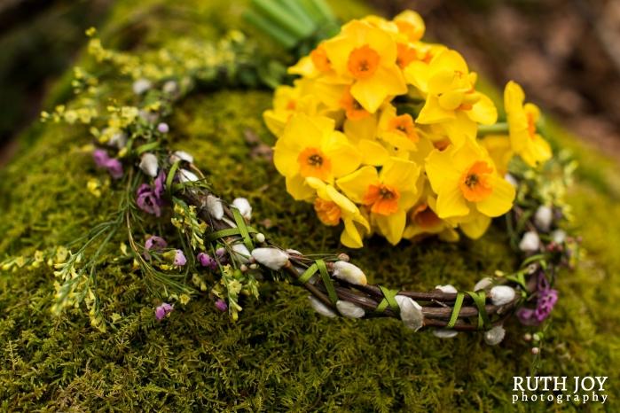 DIY Flower Crown Inspiration