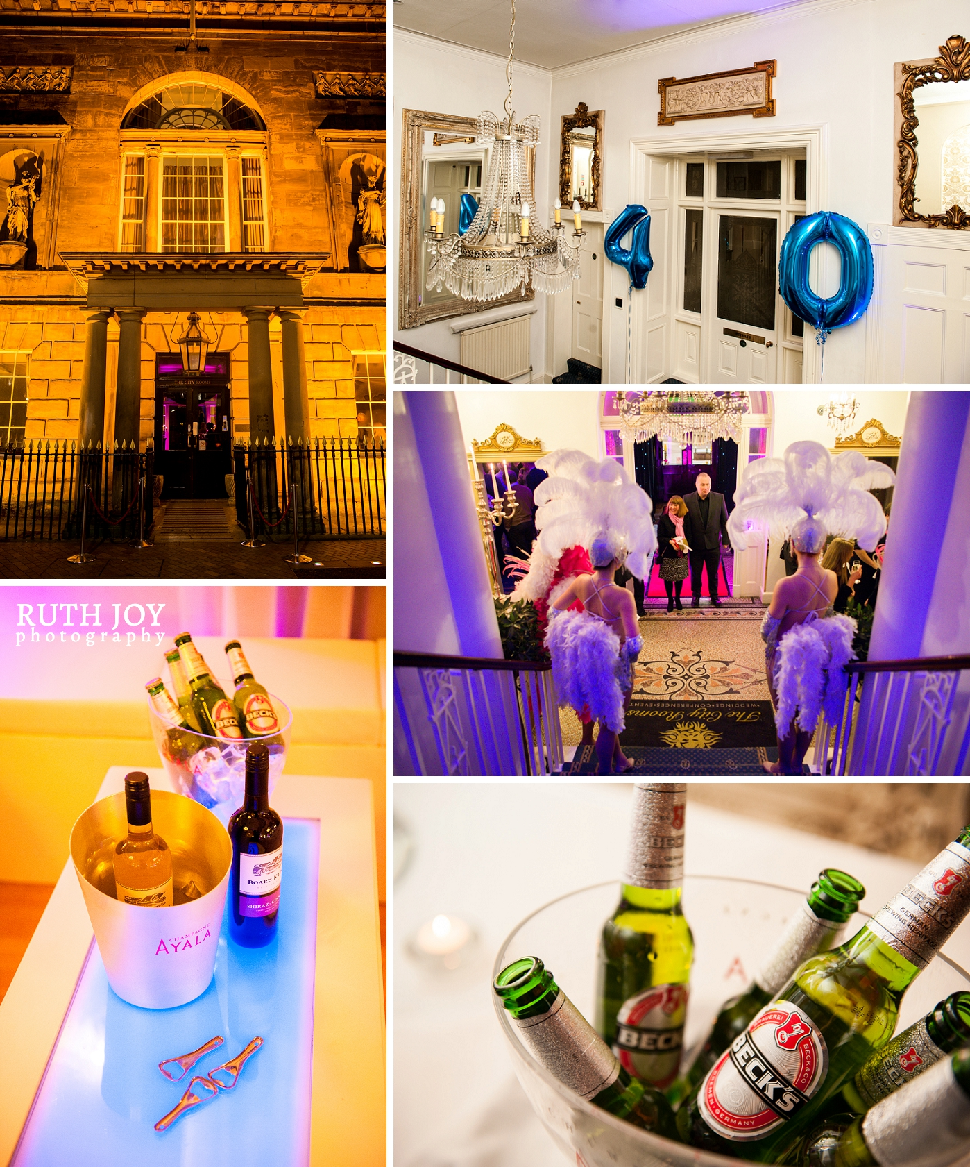 The City Rooms Leicester Wedding Venue