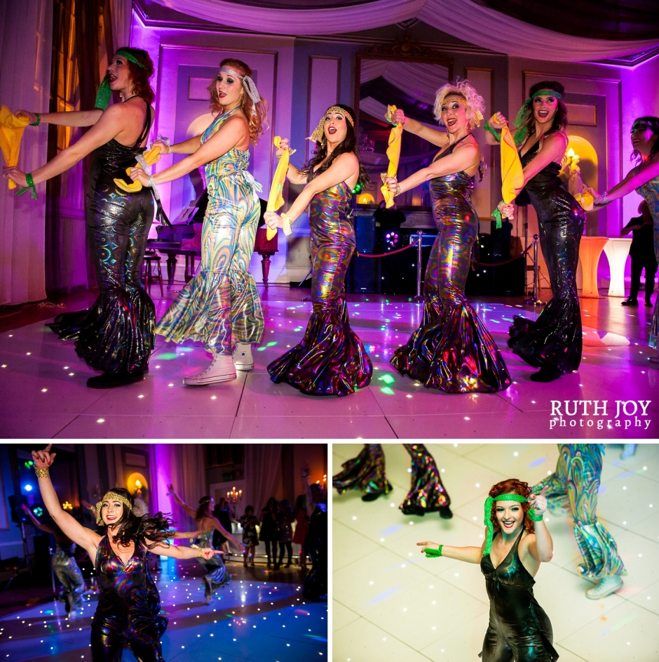Leicester Dancers for Events R & R Productions