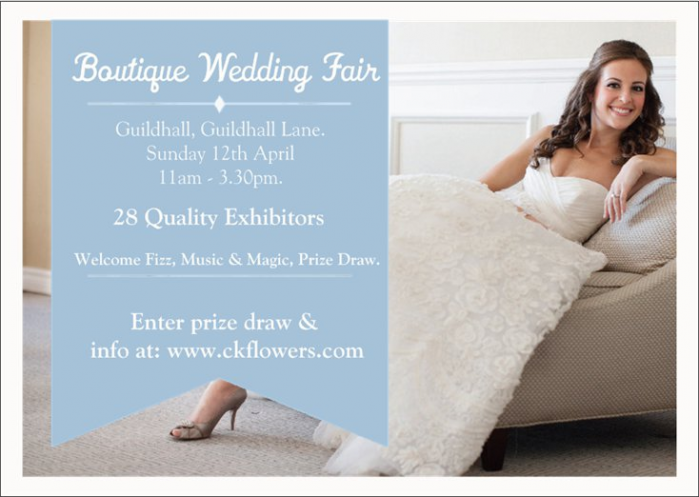 wedding fair guildhall 15