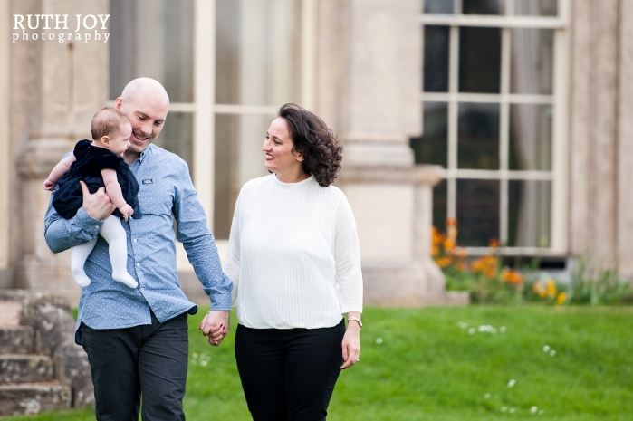 Prestwold Hall, Family Photography